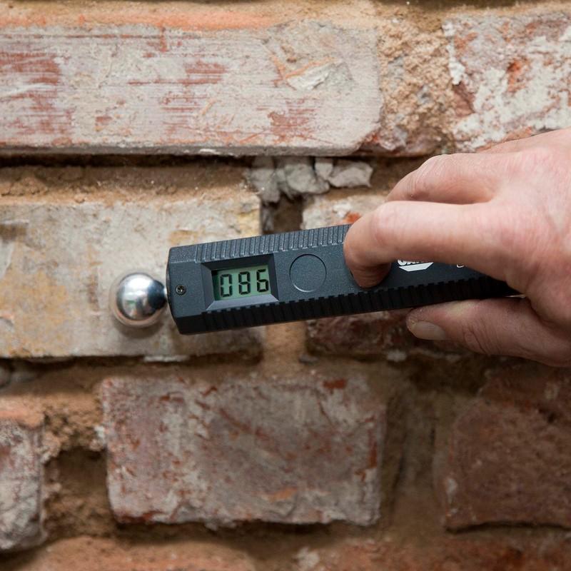 Feuchtemessgerät Gann Hydromette Compact B für Wand- und Bodenflächen