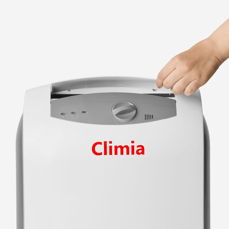 Climia CTK 190 - Hilfe bei akuten Notfällen wie Wasserschäden oder Schimmelpilzbefall