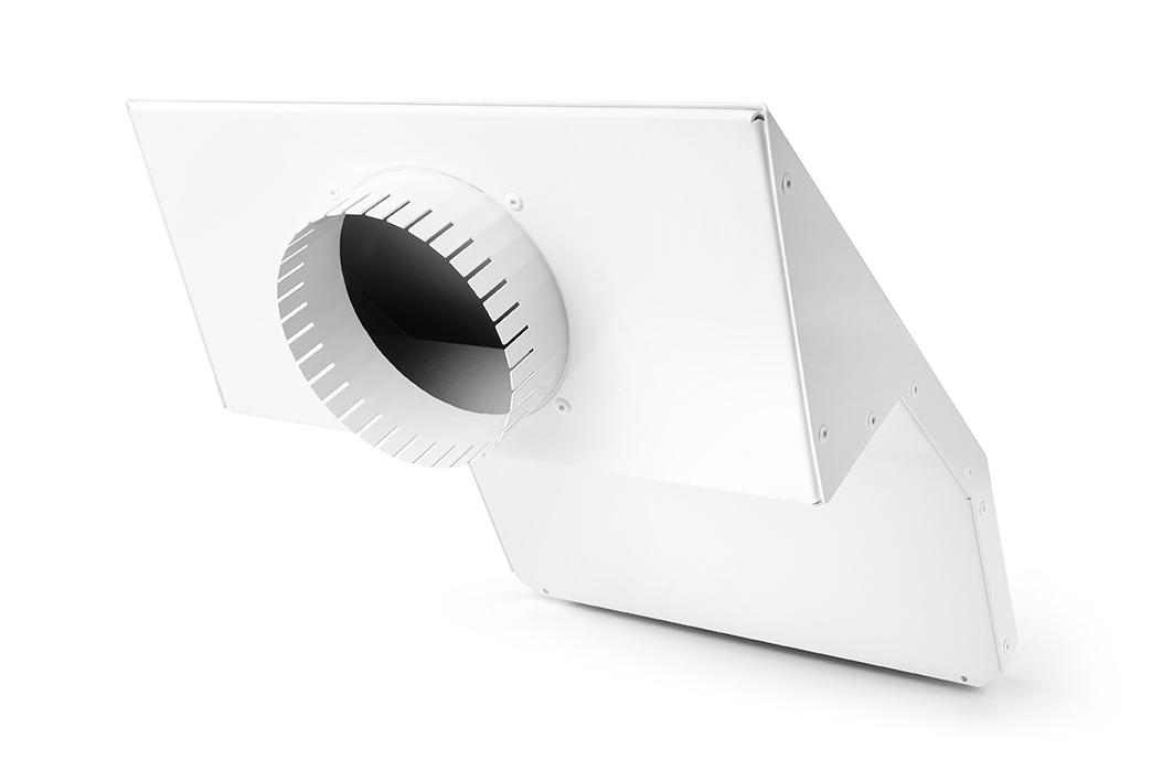 Climia Fensteradapter für mobile Klimageräte - Kippfenster, Dachfenster und Schwingfenster