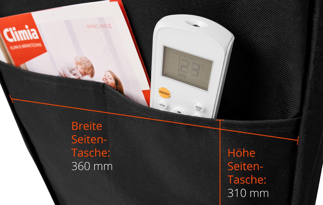 Climia CMK 2600 Sparpaket #1 - Klimagerät inkl. Schutzhülle