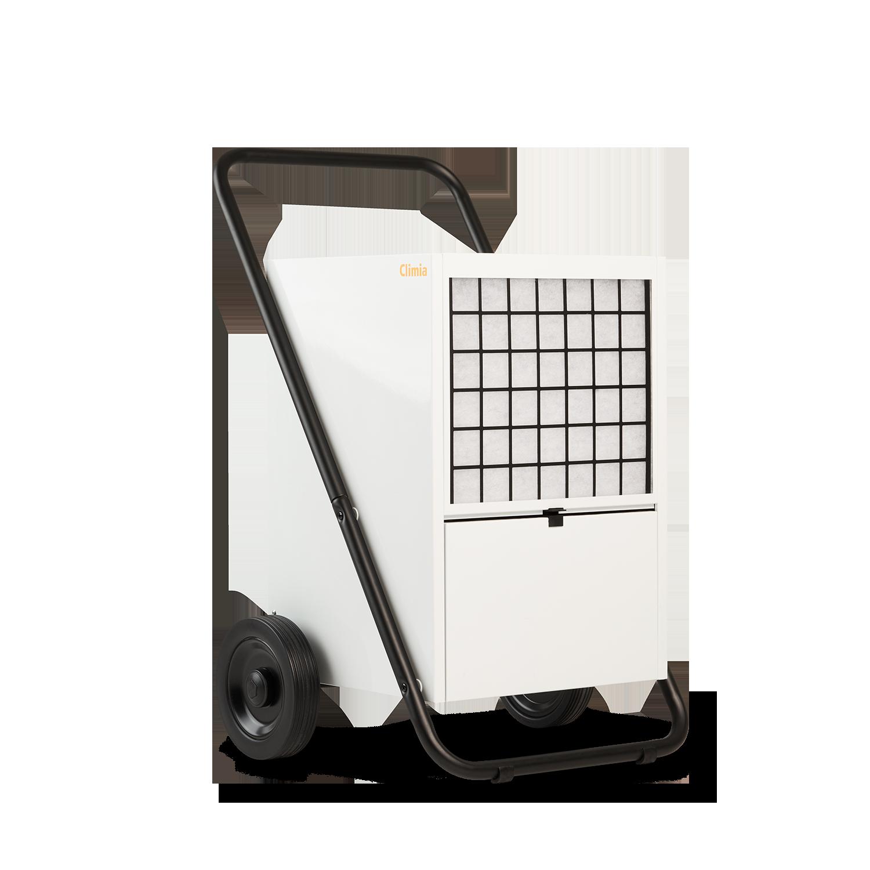 Climia CTK 500-600 R290 - Kondenstrockner mit Heißgasautomatik für die professionelle Bautrocknung