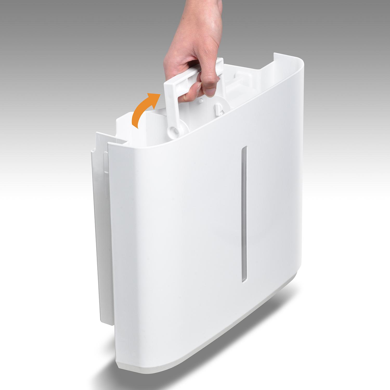 Climia CTK 240 - Mobiler Luftentfeuchter mit Timer-Funktion und Zwei Stufen Ventilator