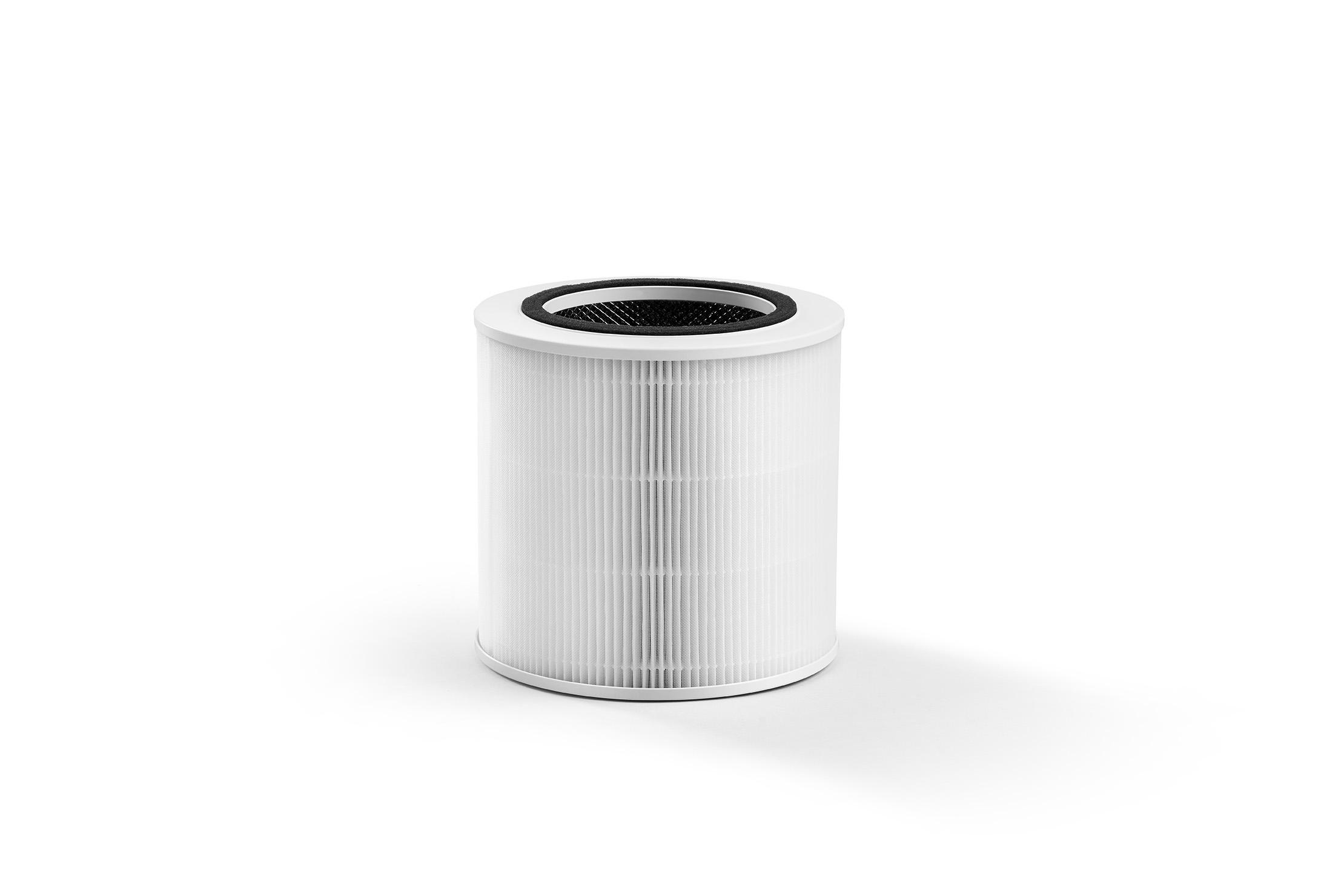 Ersatzfilterkartusche für Climia CLR 250 - 3-in-1 True-HEPA Luftfilter und Aktivkohlefilter