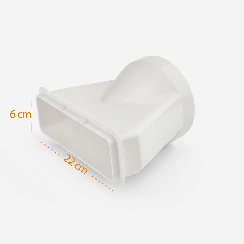 Climia CMK 2600 - Mobiles Klimagerät, 3-in-1 Ventilator und Luftentfeuchter